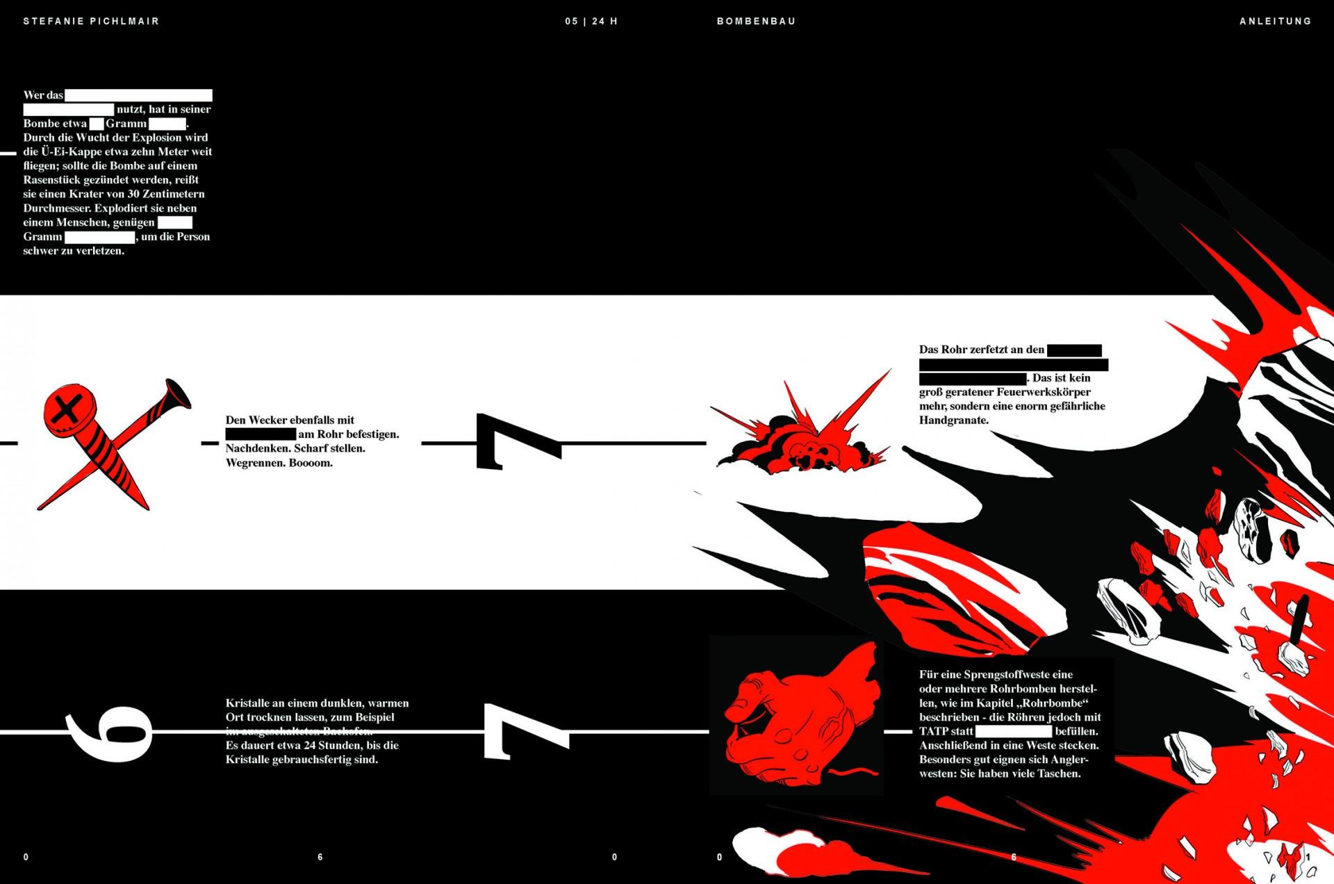 RUSSLAN ILLUSTRATION BOMBE